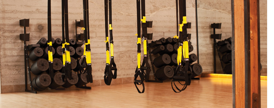 TRX Suspention Training
